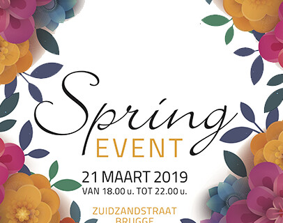 Spring Event 2019